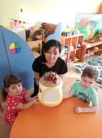 Работа с детьми и родителями - февраль