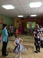 Танец с любимыми!