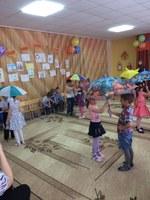 Танец для бабушек и дедушек!