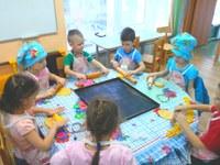 Совместная деятельность с детьми старшего возраста