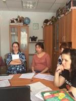 Проведение консультаций для педагогов